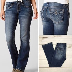 DAYTRIP by BUCKLE Lynx Bootcut Jeans